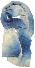 藍染めワークショップ「ストール染め体験」